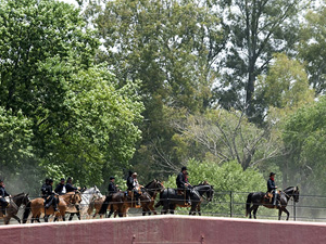 1 Day Tour to San Antonio de Areco + Estancia Photos