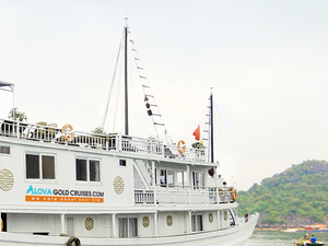 Aloval Gold Cruise - Excellent Service Photos