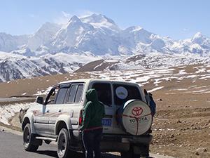 Lhasa to Kathmandu Overland Tour Photos