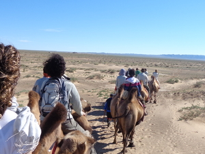 Gobi Desert Mongolia Adventure Tour Photos
