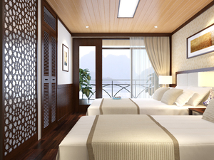 3D2N Hanoi - Halong Bay cruise Photos
