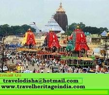 Jagannath Puri Annual Rath Yatra