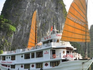 Ha Long Legends Travel Deal: Calypso Cruise Photos