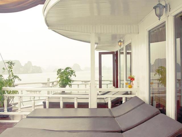 Bai Tu Long Bay Best Deals Paloma Cruise From Halong Bay