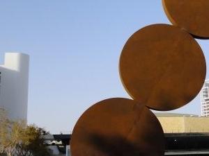I will take you on a Sculptures Tour along Rothschild Boulevard Photos