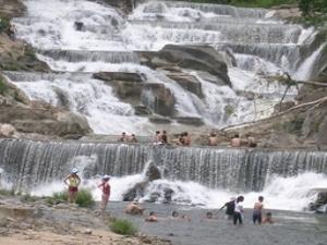Yangbay Waterfall Tour Photos