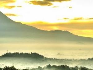 Sunrise at Setumbu Hill-Borobudur-Sultan Palace-Prambanan Photos