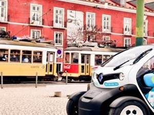 Bohemia Twizy Tour Photos
