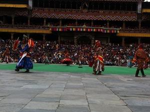 Bhutan Paro Festival Tour Packages 2015 Photos