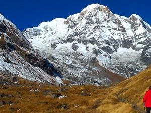 15 Days Nepal Trek -Annapurna Base Camp Photos