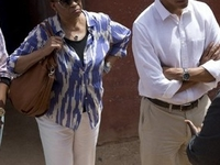 President Obama In Senegal Goree