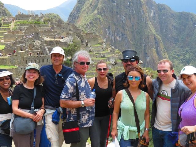 Short Inca Trail Trek to Machu Picchu Photos