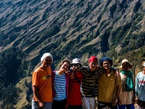 Package 3 Day 2 Night Trekking Mount Rinjani Photos
