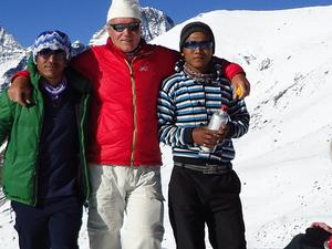 Everest Renjo La Pass Trekking