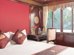 Just 115$/pax - 2 days package tours overnight on Halong Legacy Cruises Photos