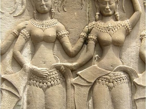Angkor Relief Photos