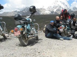 14 Days Himalaya Motorbike Tour Photos