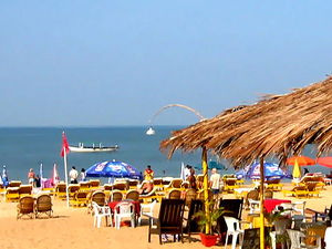 Goa Package (Right On The Beach) Photos