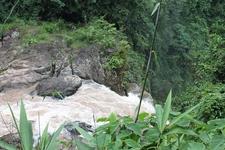 Scary Point Of Narok Falls...
