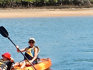 Burleigh Head National Park Half Day Kayak Adventure Photos