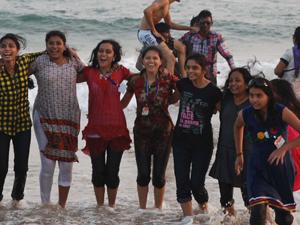 Odisha Student Group Tour Photos