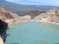 Kawah Ijen - Mount Ijen Crater Trekking