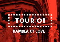 Erotic Walking Tour 1 - Rambla Of Love