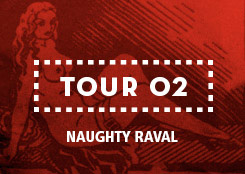 Erotic Walking Tour 2 - Naughty Raval Barcelona