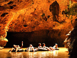 Adventure In Pindul Cave and Tubing Oyo River