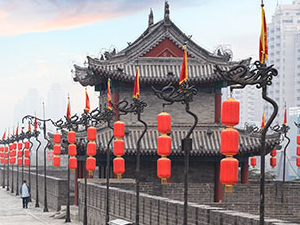 Welcome DreamTrip: Xi'an, China