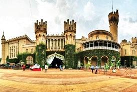 Bangalore, Mysore, Ooty, Kodaikanal Tour Photos