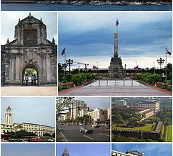 Manila City Tours - Intramorus