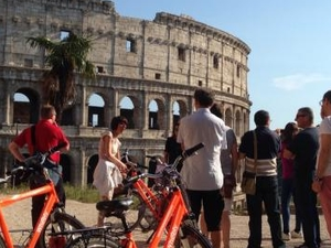 Civitavecchia Shore Excursion: Rome by Bike