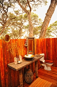 En Suite Facilities [Posted By - African Bush Camps]
