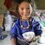 Tibet Children In Nomad Family