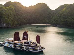 Halong Orchid Cruises & Vietnam Tonkin Travel