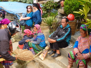 Bac Ha Colorful Sunday Market/SPBH1E Photos