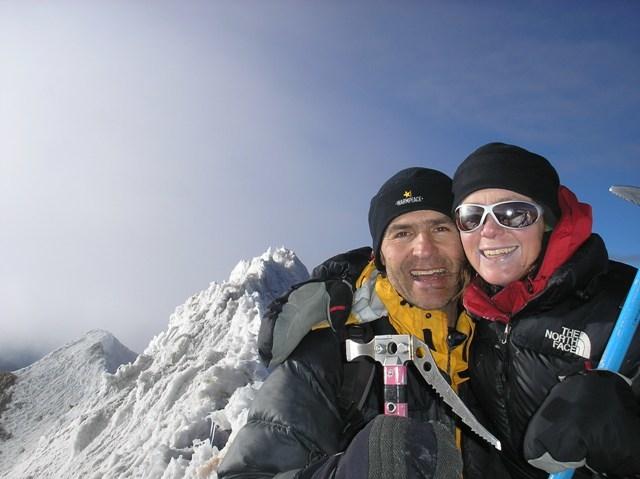 Condoriri Trekking and Huayna Potosi Climbing Photos