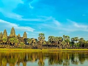 Siem Reap & Phnom Penh Classic Photos