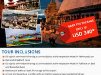 Kathmandu & Pokhara Tour