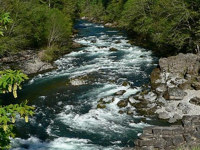 Santiam River