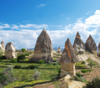 2-Day Cappadocia Tour with Optional Hot Air Balloon Ride Photos