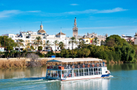 2-Day Seville Tour from Granada with Royal Alcazar Palace, Seville Cathedral and Flamenco Show Photos