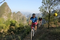 2-Day Small-Group Biking Adventure from Guilin to Yangshuo including Li River Cruise Photos