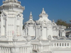 Chiang Mai City and Temples Half-Day Tour Photos