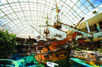2 Nights at Fantasyland Hotel at West Edmonton Mall with Sea Lion Encounter