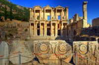 3-Day Small-Group Turkey Tour from Kusadasi: Pamukkale, Ephesus and Hierapolis Photos