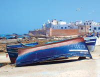 9-Night Southern Moroccan Adventure Including Aït Benhaddou, the Sahara and Essaouira Photos