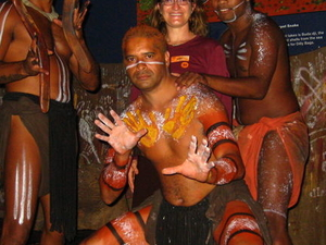 Aboriginal Cultural Tjapukai by Night Tour Including Buffet Dinner Photos