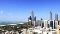 Abu Dhabi Seaplane Flight Photos